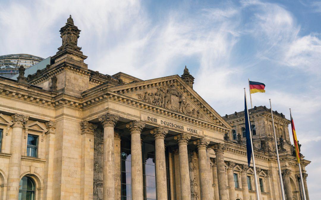 Mitglieder des Bundestags