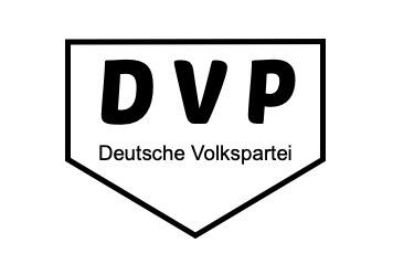 Deutsche Volkspartei DVP